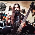 Profesor de guitarra ofrece clases particulares para estilos blues, rock y metal