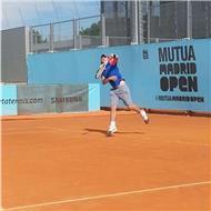 Clases / bonos intensivos particulares de tenis en madrid