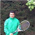 Clases de tenis: individual y grupales