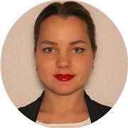Etudiante originaire de Moscou, diplomée de deux masters en France, propose cours particuliers de russe