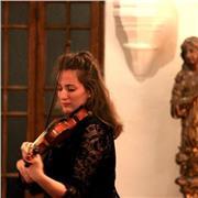 Cours de violon chez vous !
