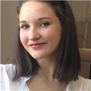 Etudiante à SciencesPo Paris, propose des cours de soutien et d'approfondissement en économie, sociologie, mathématique et histoire