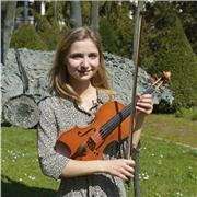 Violoniste étudiante au CNSMD de Lyon propose cours de violon 🎻