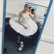 Enseignante de danse classique pour tour les niveaux