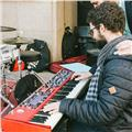 Piano enfoque moderno / jazz. todos los niveles
