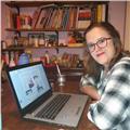 Profesora de inglés con más de 10 años de experiencia dictando clases se ofrece en la plata y mediante enlaces virtuales