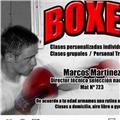 Personal trainer y clases de boxeo