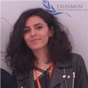 Etudiante trilingue en droit international