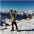 Doy clases particulares de escalada, tengo material disponible, mucha experiencia en este ambito