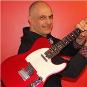 Professeur de guitare,harmonie,chant