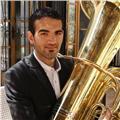 Profesor del conservatorio superior de canarias ofrece clases de l. musical, tuba, bombardino