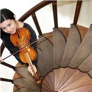 Professeur de violon 10 ans d'éxperience