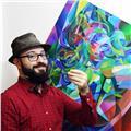 Doy clases particulares económicas de bellas artes, dibujo, diversas técnicas de pintura, historia del arte, etc