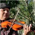 Clases particulares de violín (desde principios basícos)