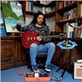 Clases de guitarra eléctrica, música, armonía, solfeo e improvisación