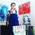 Profesora y licenciada en bellas artes, apta para clases teóricas y prácticas, actualmente brindo talleres virtuales de arte y pintura espontáneo, para adultos y también para niños