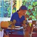Pintura, dibujo, creatividad y trabajos manuales en mi taller y a domicilio