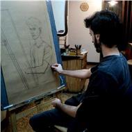 Clases de dibujo y pintura a domicilio (profesor leonel bruzzese)