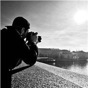 Photographe professionnel passionné