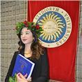 Laureata in giurisprudenza con certificazione internazionale di inglese fornisce ripetizioni e aiuto compiti di inglese e materie umanistiche