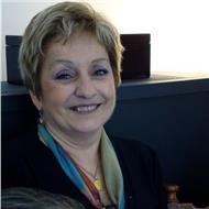 Profesora de italiano. conversación, comentario/debate de películas