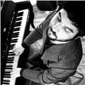 Clases de piano / teclado y teoría musical - online skype / zoom