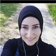 Bonjour,  Je suis Wissal adhami, libanaise. J'ai eu mon grade de docteur en chimie en Décembre 2020. J'aurai le plaisir d'enseigner vos anges la langue arabe qui est ma langue maternelle.  N'hésitez pas de me contacter pour plus d'informations.  Wissal ad