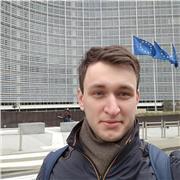Étudiant russophone en Droit européen des affaires à l'Université de Pau. Russe c'est ma langue maternelle. Je parle aussi couramment français et anglais
