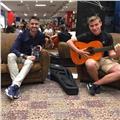 Doy clases particulares y grupales de lenguaje musical e guitarra