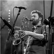 Professeur de saxophone, flûte, jazz