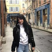 Jeune professeur d'anglais à Toulouse. Je suis niveau B1/B2