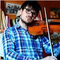 Clases de violin y solfeo. online o presencial. profesor titulado y con experiencia