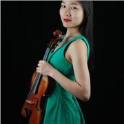 Jeune professeure de violon diplômée du conservatoire national supérieur de musique de Paris propose des cours particuliers de soutien pour vos enfants