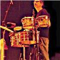 Clases de percusión online individuales y grupales