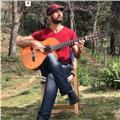 Clases de guitarra y de iniciación musical en la sierra de madrid