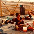 Clases de yoga con cuencos tibetanos presencial y online