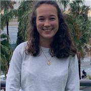 Etudiante passionnée d'histoire et d'économie donne des cours à Nice