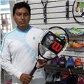 Aplica al tenis parte de tu cultura
