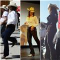 Country line dance algo más que baile