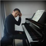Etudiant en diplome d'état de professeur de musique au CEFEDEM de Normandie