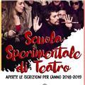 Scuola sperimentale di teatro, aperte le iscrizioni per l'anno