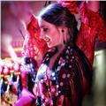 Clases de danza del vientre (arabe/ oriental) online !