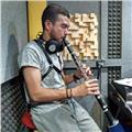 Clarinete y saxofon latino