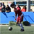 Futbolista categoría juvenil liga nacional, juego y entreno desde benjamin. soy capitán de mi equipo