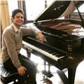 Clases particulares de piano (todas las edades)