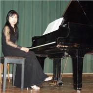 Profesora de piano...zona oeste
