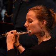 Professeur de musique et de flûte traversière