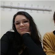 Etudiante diplomé Baccalauréat Européen Math-Anglais donne coursdébutant et renforcement. Cours de conversation, aide au devoir et vocabulaire de droit