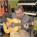 Clases particulares y personalizadas de guitarra