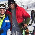 Aprende o mejora tu técnica de esquí o snowboard. siente el movimiento en la nieve y disfruta de mejor experiencia en sierra nevada con snowmotion